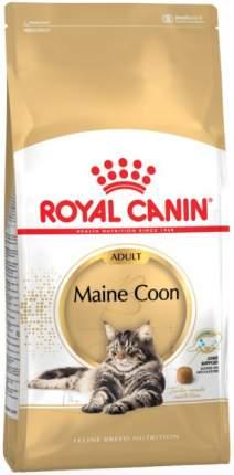 Корм для кошек ROYAL CANIN породы мэйн кун птица 2 кг