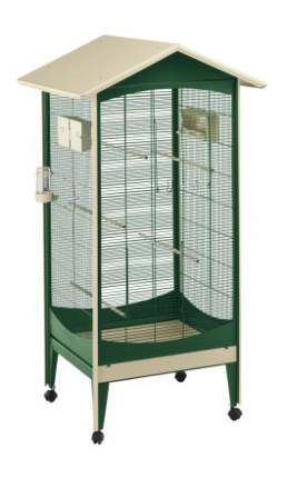 Клетка для птиц FERPLAST BRIO MEDIUM 85x75x162см