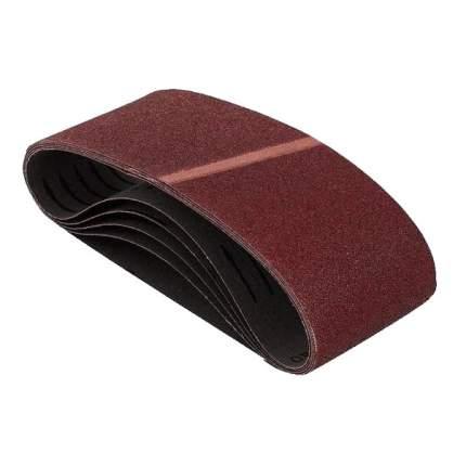 Лента шлифовальная Kolner KSB457/80 коричневый (кн457-80)