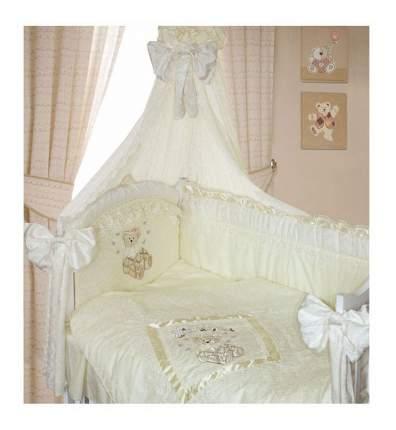комплект в кроватку Золотой гусь 10 предметов Рафаэлло Золотой Гусь