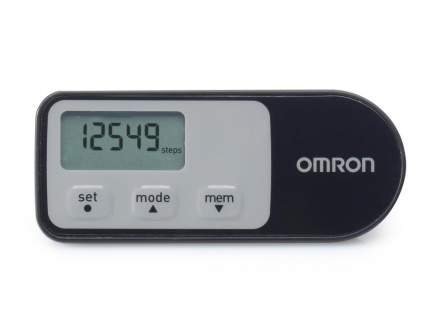 Шагомер Omron Walking Style One 2.1 черный