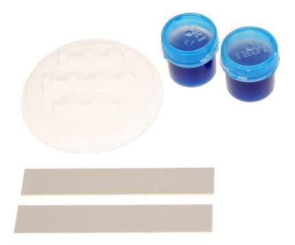 Набор для выращивания кристаллов Lori Лучистые Кристаллы синий