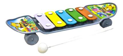 Каталка детская S+S Toys Скейтборд