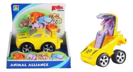 Машинка пластиковая Simbat Toys Машинка-змея