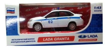 Машина спецслужбы Carline Lada Grant Полиция