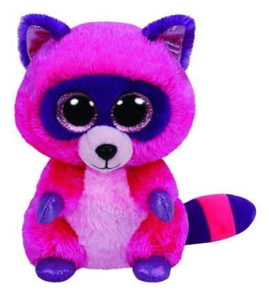 Мягкая игрушка TY Beanie Boos Енот Roxie 25 см