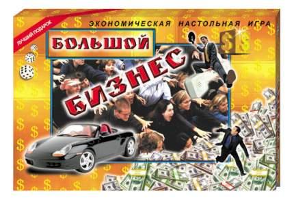 Экономическая настольная игра Лапландия Большой бизнес 99247