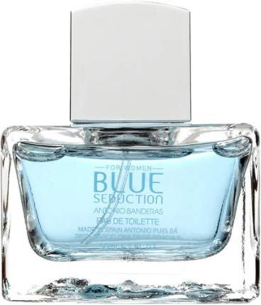 Туалетная вода Antonio Banderas Blue Seduction for Women 50 мл