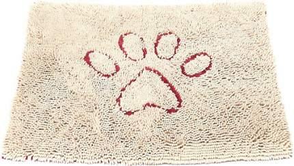 Коврик супервпитывающий для собак DOG GONE SMART Doormat размер L бежевый