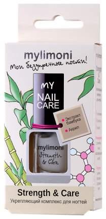 Средство для ухода за ногтями LIMONI MyLIMONI Strength & Care 6 мл
