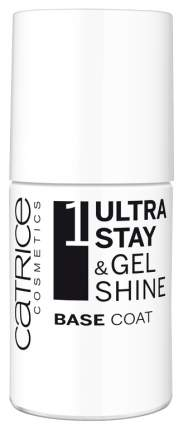 Верхнее покрытие CATRICE Ultra Stay & Gel Shine Top Coat 10 мл