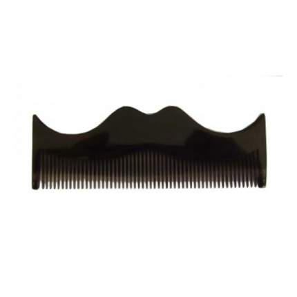 Расческа для усов Morgan's Pomade Moustache Comb Grey