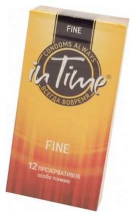 Презервативы in Time Fine 12 шт.
