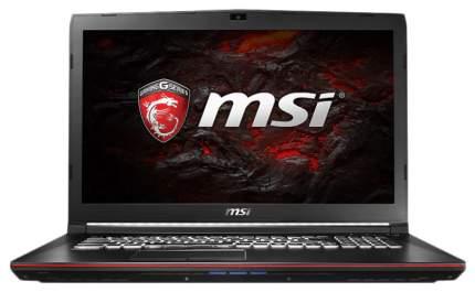 Ноутбук игровой MSI Leopard GP72 7RDX-486XRU 9S7-1799B3-486