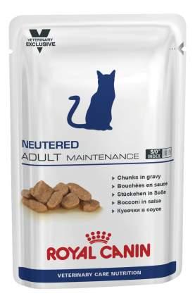 Влажный корм для кошек ROYAL CANIN Neutered Adult Maintenance, мясо, 100г