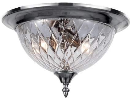 Потолочный светильник Crystal Lux Nuovo PL3 Chrome