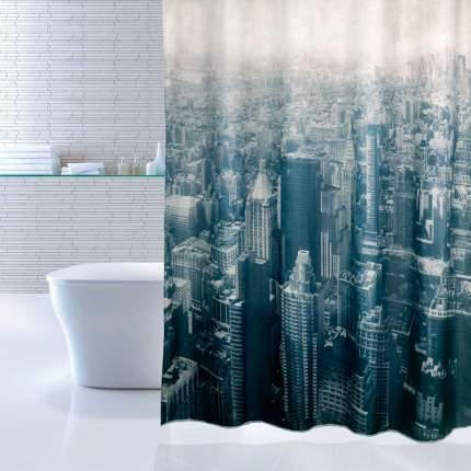 Штора для ванной IDDIS Megapolis 610P18Ri11