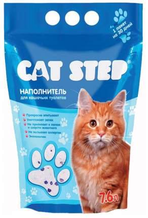 Наполнитель Cat Step силикагелевый 7.6 л без запаха