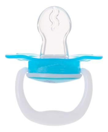 Силиконовая пустышка ортодонтическая Dr. Brown's Бабочка для мальчиков