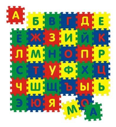 Мягкий коврик-пазл Флексика Алфавит