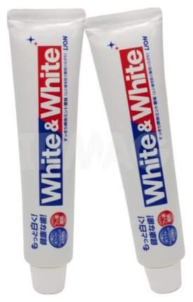 Зубная паста Lion White&White 150 г