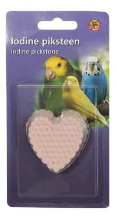 Камень для заточки клюва Beeztees Iodine Piksteen для птиц, г