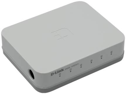 Коммутатор D-Link DGS-1005A/C1B Белый