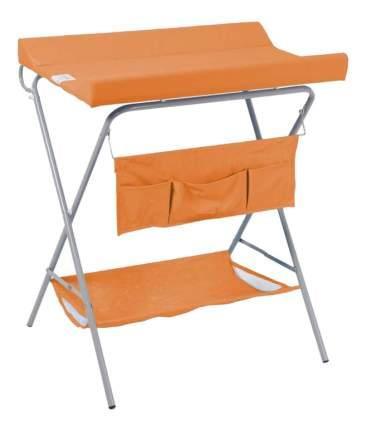 Пеленальный столик Тополь Фея Оранжевый