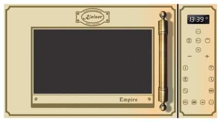 Микроволновая печь с грилем и конвекцией Kaiser M 2500 ElfEm beige