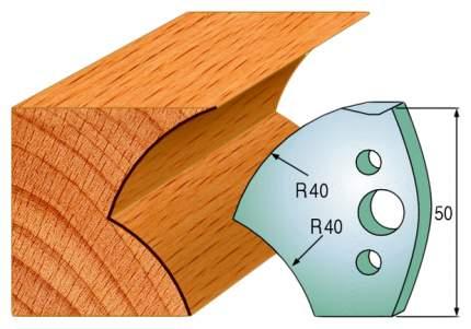 Комплект из 2-х ножей 50x4 SP CMT 690.550