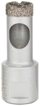 Алмазная коронка Bosch 16мм DRY SPEED 2608587114