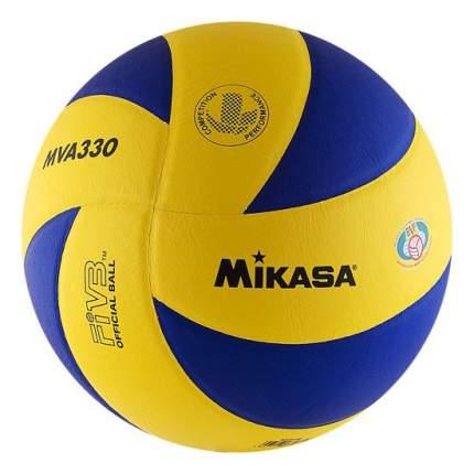Волейбольный мяч Mikasa MVA330 №5 blue/yellow