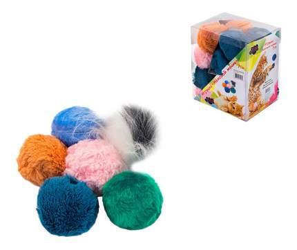 Мягкая игрушка для кошек ZooM, Искусственный мех, Синтетический материал, 1 шт.
