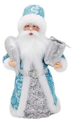 Кукла декоративная Новогодняя сказка Дед Мороз 25 см, 973026