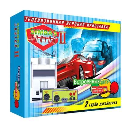 Игровая приставка Simba's Race Car + 260 игр