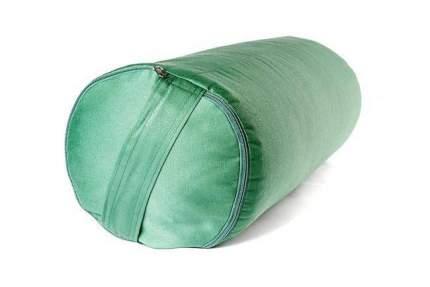 Болстер для йоги RamaYoga 508119, зеленый