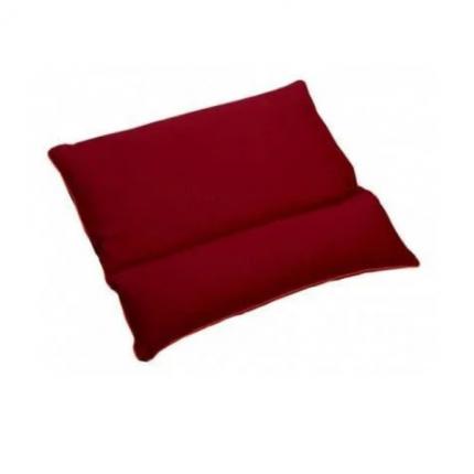 Подушка для йоги RamaYoga 512735, красный