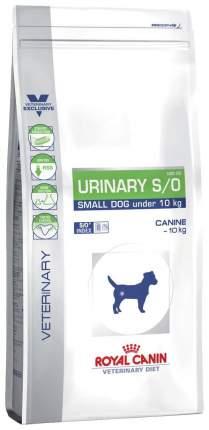 Корм для собак ROYAL CANIN Urinary, для стерилизованных, мясо, 1шт, 1.5кг