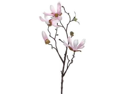 Ветка Магнолии светло-розовая 45 см 1009101