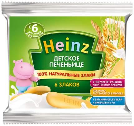 Печенье Heinz 6 злаков 60 г