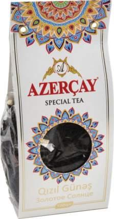 Чай черный Азерчай pолотое солнце с апельсином и шиповником 100 г