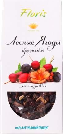 Чай травяной Floris лесные ягоды крымские 80 г