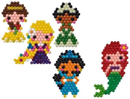 Набор для творчества Aquabeads Принцессы Дисней из бусин 30238
