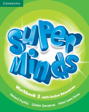 Super Minds 2 WB + Onl Res