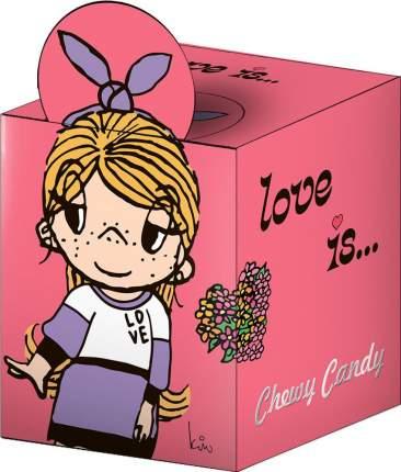 Конфеты жевательные Love is в ассортименте 125 г