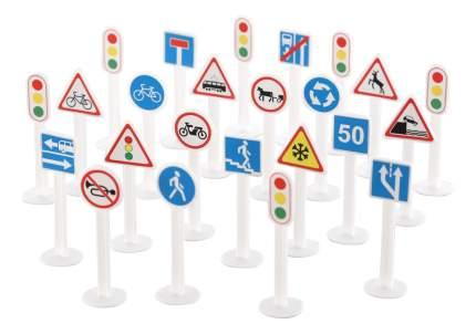 Набор дорожных знаков Полесье №3