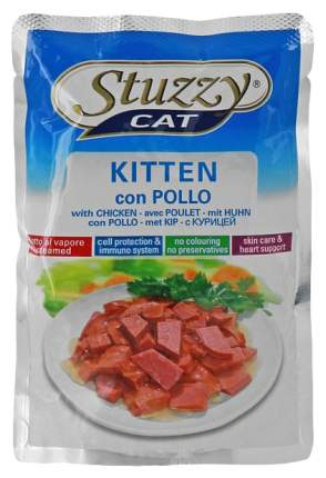 Влажный корм для котят Stuzzy Cat, курица, 100г