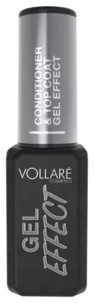 Кондиционер с эффектом гелевого маникюра Vollare Gel Effect Top Coat