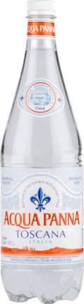 Вода минеральная Acqua Panna столовая негазированная пластик 1 л