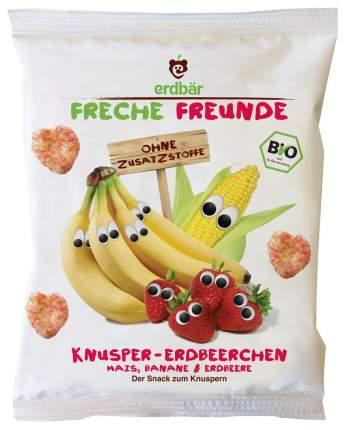 Печенье Freche Freunde С клубникой с 12 мес 125 г